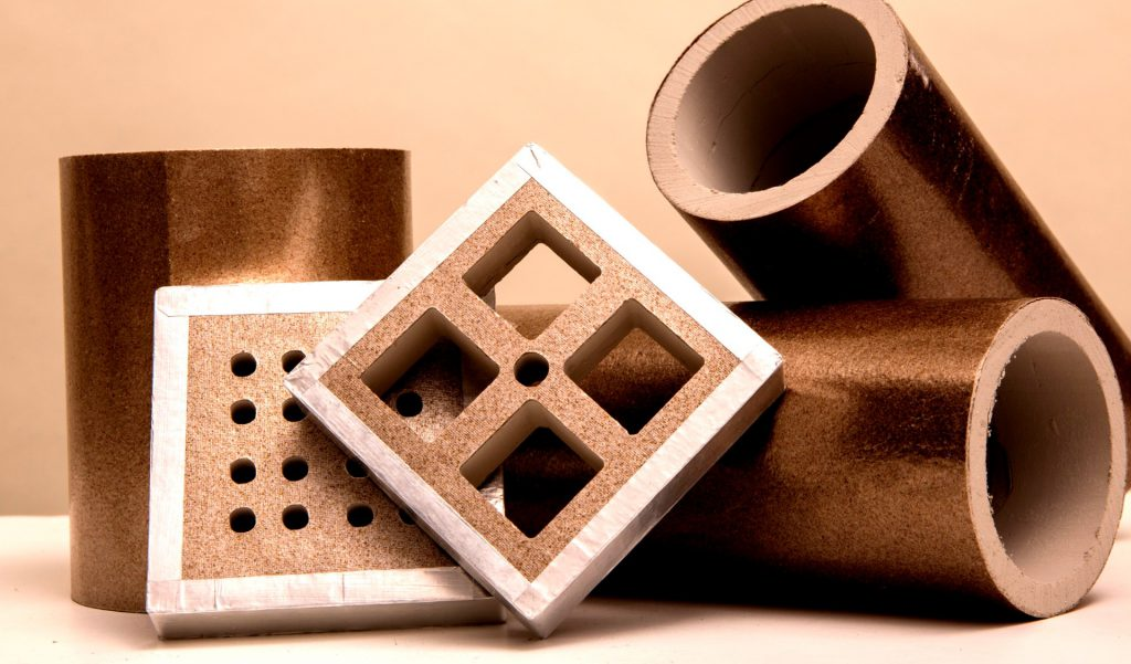 manufactured mica shapes for high temperature insulation