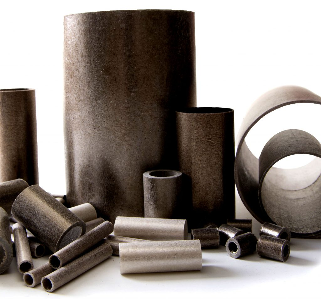 A range of mica tubes which can be used to insulate high temperature parts for effective thermal management