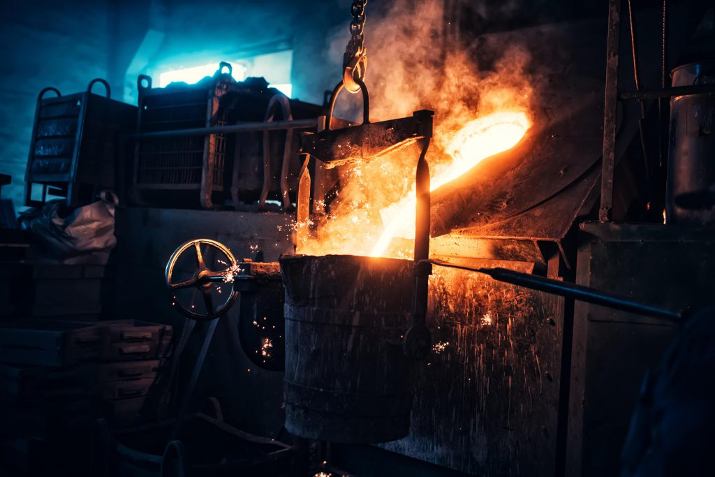 Image of a furnace for Elmelin