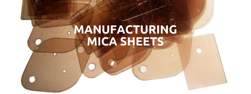 Manufacturing Mica Sheets