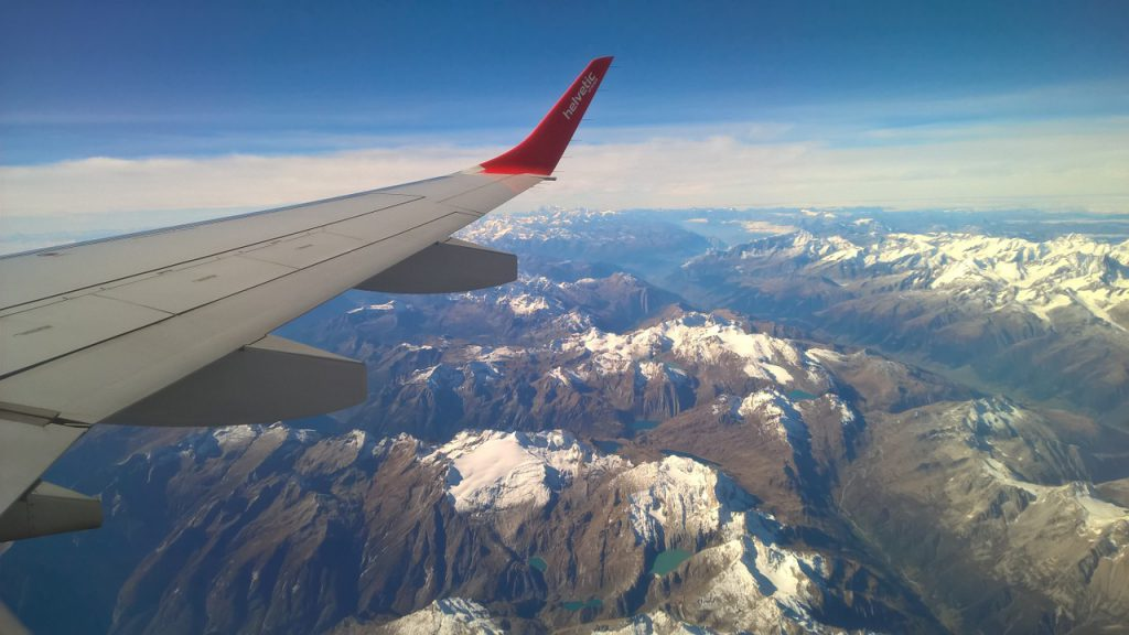 Elmelin blog about high temperature insulation in the aerospace industry