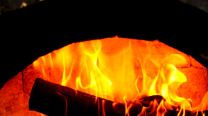 elmelin blog pics, image of fire for high temperature insulation
