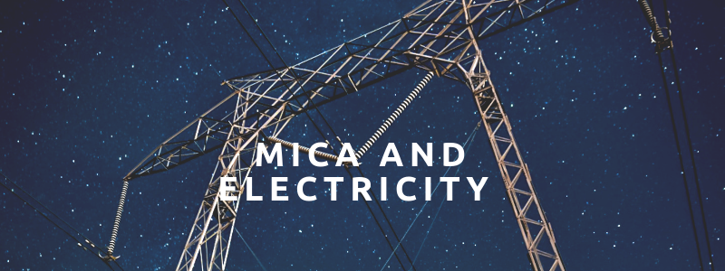 Mica and Electricity