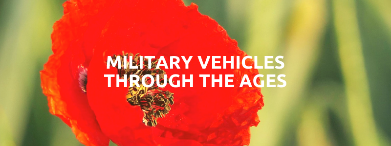 In Honour of the Armed Forces: Military Vehicles Through the Ages