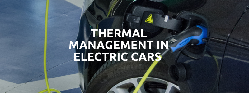 Thermal Management in Electric Cars