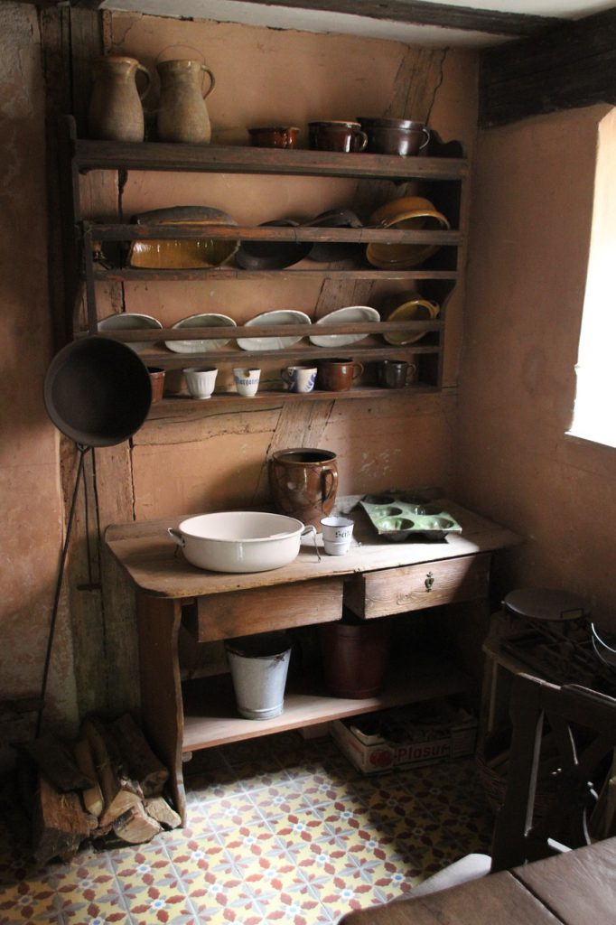 old fashioned kitchen for black friday blog on household appliances