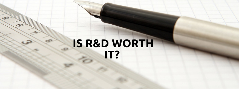 Is R&D Worth it?