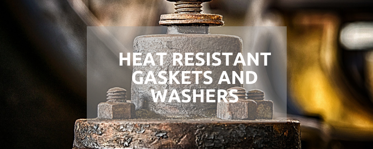 Heat Resistant Gaskets and Washers: Mica Components