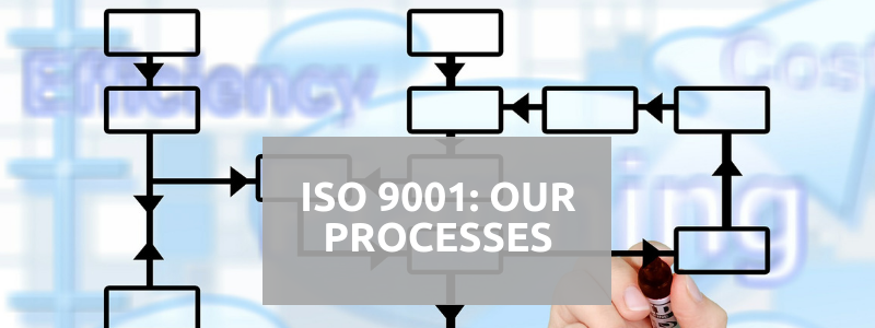 ISO 9001: Our Processes