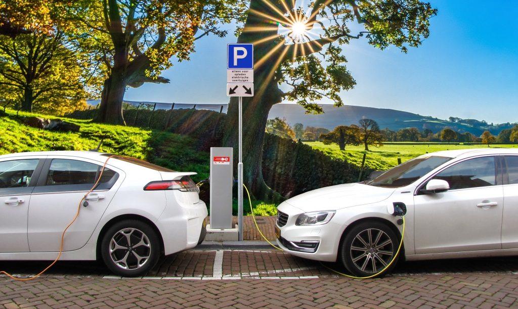 Electric car innovation image for Elmelin blog entitled Why invest in R&D?