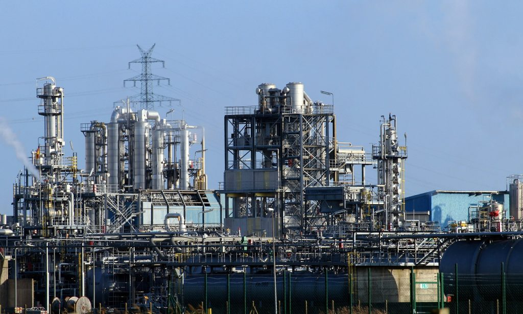 Microporous insulation is a high temperature insulation for the petrochemical industry