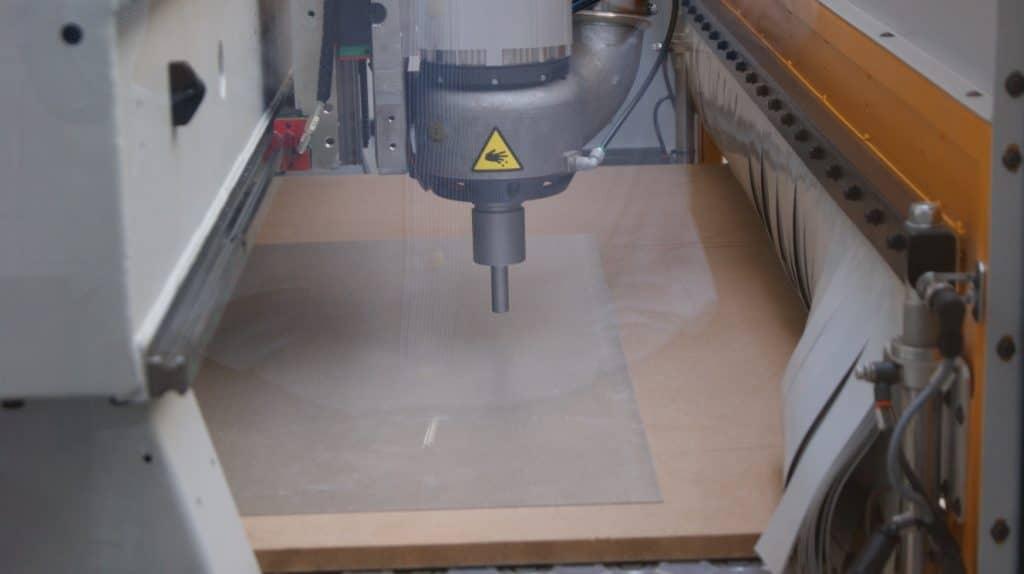 Elmelin CNC Milling Machine