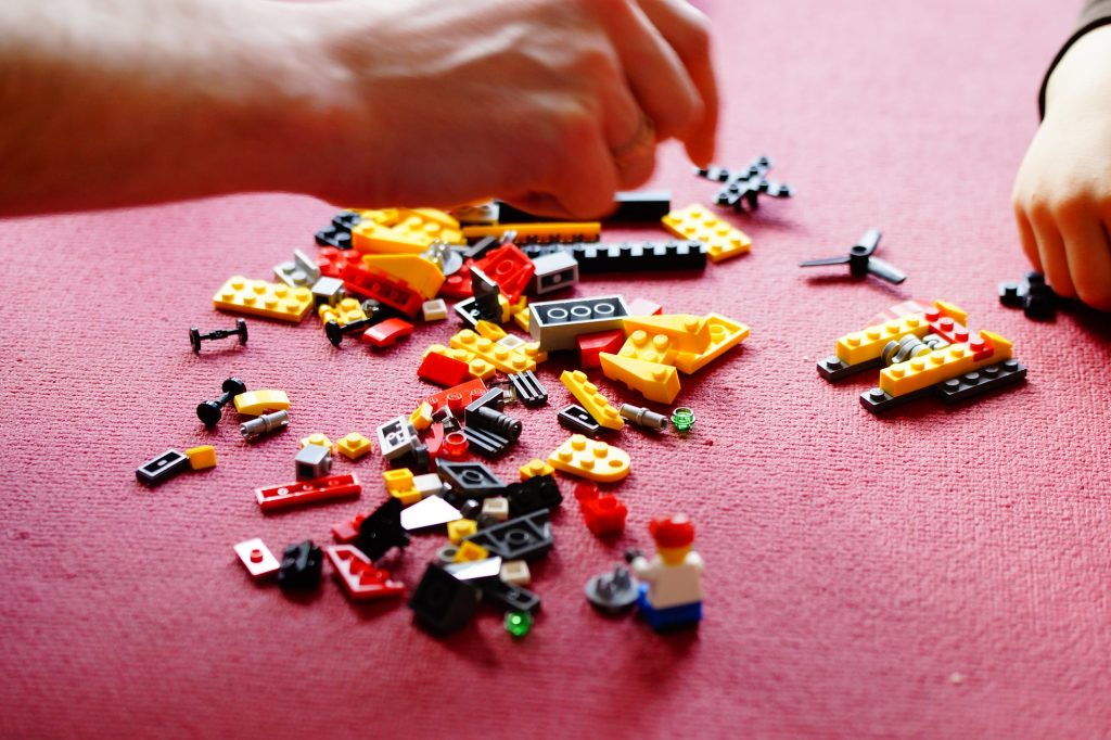 Lego fanatics are skills problem-solvers
