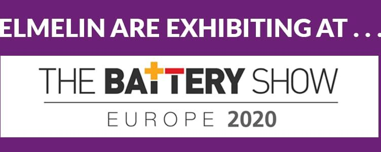 Elmelin at The Battery Show Europe 2020