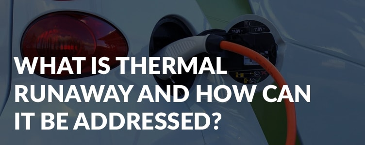 What is thermal runaway and how can it be addressed?